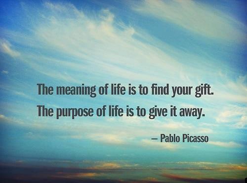 Darilo življenja