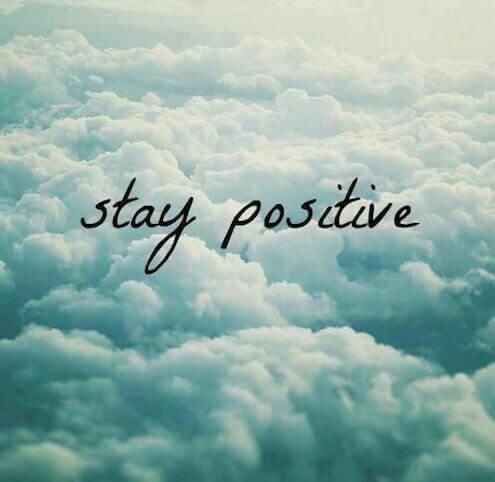 Ostanite pozitivni
