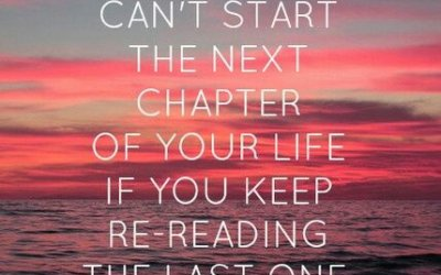 Pustite preteklost za seboj