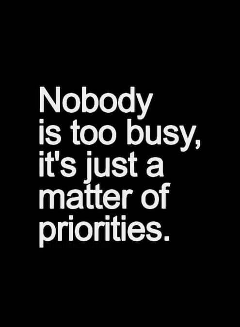 Prioritete