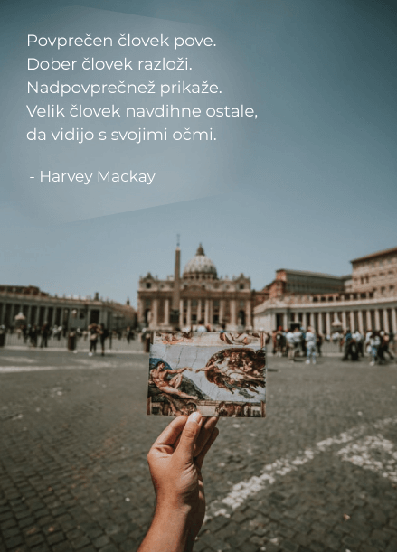 Harvey Mackay