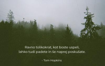 Tom Hopkins